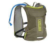 CAMELBAK Chase Bike Vest Burnt Olive/Lime Punch