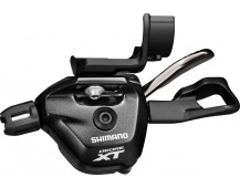 SHIMANO řadící páčka XT SL-M8000 levá 2/3 rychl I-spec II bez ukaz bal