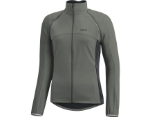GORE C3 Women WS Phantom Zip-Off Jacket-castor grey/terra grey