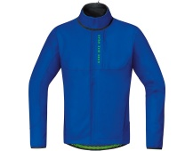 GORE Power Trail WS Soft Shell Thermo Jacket-brilliant blue