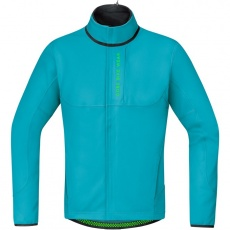 GORE Power Trail WS Soft Shell Thermo Jacket-scuba blue