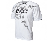 EVOC dres - SHORT SLEEVE JERSEY, white