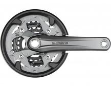 Kliky MTB Shimano Alivio FC-M4000 170mm 40x30x22 pro 9kolo