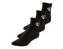 PEARL iZUMi ATTACK ponožky 3 PACK,černá
