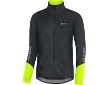 GORE C5 GTX Active Jacket-black/neon yellow