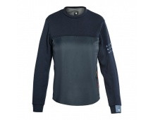 DAINESE AWA-BLACK FLEECE WOMAN ombre blue
