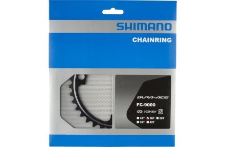 SHIMANO převodník DURA-ACE FC-9000 36 z 11 spd dvojpřevodník MB pro 52-36 z