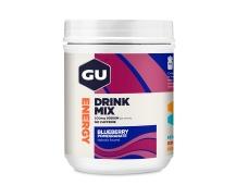 GU Energy Drink Mix 849g-blueberry/pomegranate DÓZA