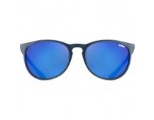 20 UVEX BRÝLE LGL 43, BLUE HAVANNA/MIRROR BLUE (4616)