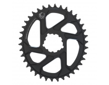 11.6218.038.060 - SRAM CR X-SYNC EAGLE OVAL 38T DM 3 OFF B BLK