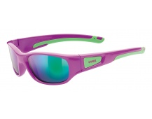 18 UVEX BRÝLE SPORTSTYLE 506 PINK GREEN (3716)