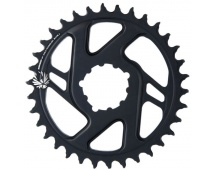 11.6218.030.280 - SRAM CR X-SYNC EAGLE CF 34T DM 3 OFF B BLK