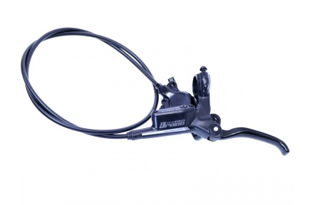 Kotoučová brzda Tektro Draco - přední, barva černá, 900mm