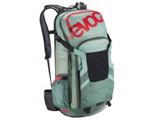EVOC batoh FR TRAIL TEAM LIGHT PETROL - OLIVE