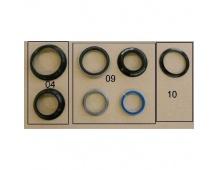 Headset No.51 31.8-44-56-39.8 H=13.2 blk (JY001C) w/conespacer