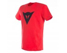 DAINESE tričko SPEED DEMON red/black