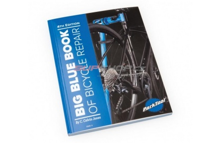 PARK TOOL Velká modrá kniha Park Tool, 4. vydání