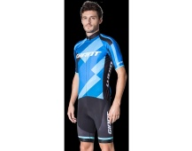 GIANT Elevate Bibshort-blue