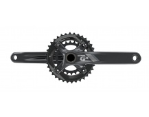 00.6118.349.001 - SRAM AM FC GX 1000 GXP 11S 175 BLK AM3624