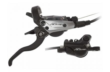 Kotoučová brzda Shimano Acera BR-M3050 zadní +řadící páčka ST-M3050 pro 9kolo