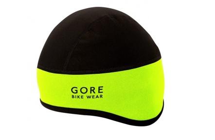 GORE Universal SO Helmet Cap-neon yellow/black