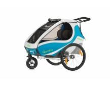 QERIDOO KidGoo 2 vozík - blue