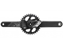 00.6118.527.006 - SRAM AM FC X01 EAGLE B148 DUB 175 BLK DM 32T