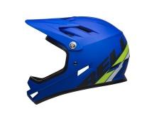 BELL Sanction Mat Blue/Green