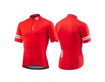 GIANT Podium SS Jersey-red/white-L