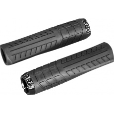 PRO gripy Ergo Race, černé, 32x132,5mm