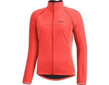 GORE C3 Women WS Phantom Zip-Off Jacket-lumi orange
