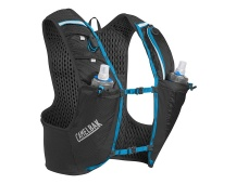 CAMELBAK Ultra Pro Vest Black/Atomic Blue M