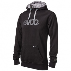 EVOC svetr - HOODY SWEATER MEN, black