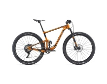 GIANT Anthem Advanced 29er 1 2019 metallic orange/carbon/black