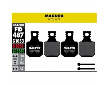 GALFER destičky MAGURA FD487 standart