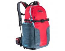 EVOC batoh CP 18l - red