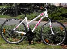 QX60 dámské lesklá bílá