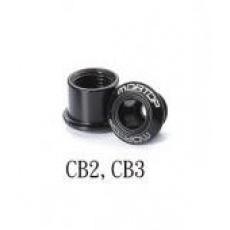 CB2|MTB černá bal.4ks