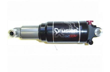 Tlumič X Fusion O2 RPV délka 165mm
