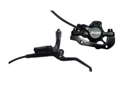 Kotoučová brzda Tektro Draco přední 800mm barva černá