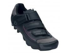 PEARL iZUMi obuv W ALL-ROAD III, černá/černá