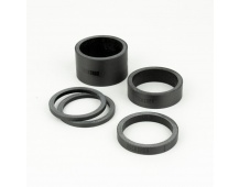00.4318.036.000 - ROCKSHOX AM HS SPACER GLOSS BLK LOGO KIT RS