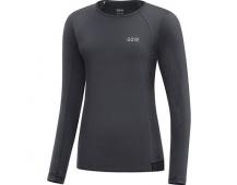 GORE R5 Women Long Sleeve Shirt-castor grey/terra grey