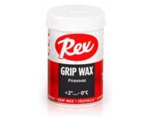 REX 130 Red Silver +2°C až 0°C 45g, stoupací vosk, doprodej