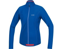 GORE Element Lady Thermo Jersey-brilliant blue/blizzard blue
