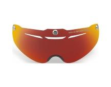 GIRO Air Attack Eye Shield-amber red