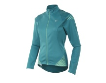 PEARL iZUMi W ELITE SOFTSHELL 180 bunda, deep lake, L