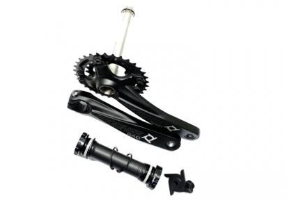 Kliky MTB pro Fat Bike Prowheel Raid 170mm ,32x22,120mm
