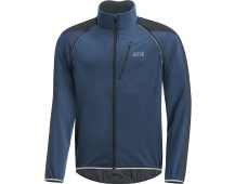 GORE C3 WS Phantom Zip-Off Jacket-deep water blue/black