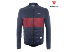 DAINESE AWA HYBRID JACKET black iris/chilli pepper
